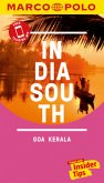 India South Marco Polo Pocket Travel Guide - with pull out map