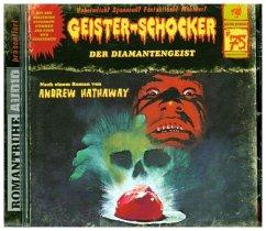 Der Diamentengeist / Geister-Schocker Bd.75 (Au...