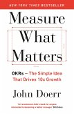 Measure What Matters (eBook, ePUB)