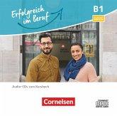 Kursraum-Audio-CDs im wav-Format / Pluspunkt Deutsch - Erfolgreich im Beruf