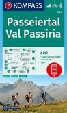 Kompass Karte Passeiertal, Val Passiria