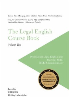 The Legal English Course Book Vol. II