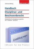 Handbuch Disziplinar- und Beschwerderecht