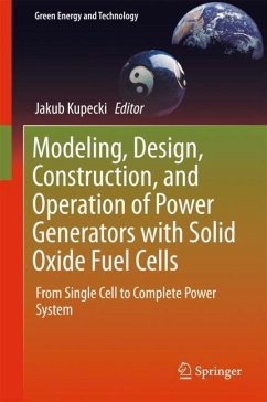 Modeling, Design, Construction, and Operation o...