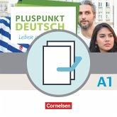 Pluspunkt Deutsch A1: A1: Gesamtband - Arbeitsbuch und Kursbuch - Allgemeine Ausgabe