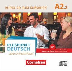 Pluspunkt Deutsch - Leben in Deutschland - Allgemeine Ausgabe - A2: Teilband 2 / Pluspunkt Deutsch - Leben in Deutschland, Neu .A2.2, Tl.2