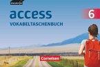 English G Access Band 6: 10. Schuljahr - Allgemeine Ausgabe - Vokabeltaschenbuch