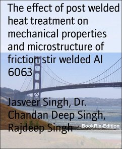 The effect of post welded heat treatment on mec...