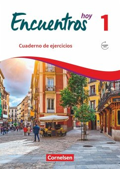 Encuentros Hoy Band 1 - Cuaderno de ejercicios mit Audios online - Gropper, Alexander; Weber, Gisela