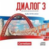 Audio-CD für Lehrer / Dialog - Neue Generation .3