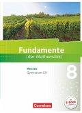 Fundamente der Mathematik 8. Schuljahr - Hessen - Schülerbuch