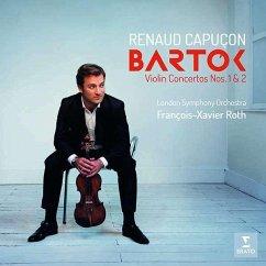 Violinkonzerte 1 & 2 - Capucon,Renaud/Roth,Francois-Xavier/Lso