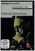 Master Class Vol. 10: Michail Botwinnik, 1 DVD-ROM