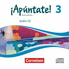2 Audio-CDs / ¡Apúntate! - Nueva edición .3