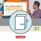 Pluspunkt Deutsch B1: Gesamtband - Allgemeine Ausgabe - Arbeitsbuch und Kursbuch
