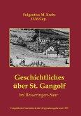 Geschichtliches über St. Gangolf bei Besseringen-Saar