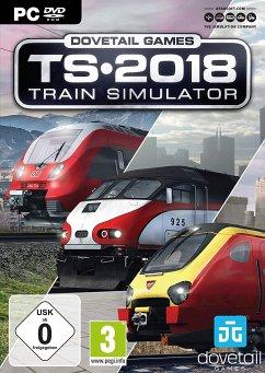 TS 2018 -Train Simulator 2018