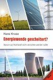 Energiewende gescheitert? (eBook, ePUB)