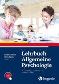 Lehrbuch Allgemeine Psychologie (eBook, PDF)
