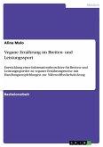 Vegane Ernährung im Breiten- und Leistungssport