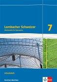 Lambacher Schweizer Mathematik 7. Arbeitsheft plus Lösungsheft. Nordrhein-Westfalen