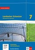 Lambacher Schweizer Mathematik 7. Arbeitsheft plus Lösungsheft und Lernsoftware. Nordrhein-Westfalen