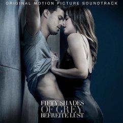 Fifty Shades Of Grey 3: Befreite Lust (Original-Soundtrack) - Original Soundtrack