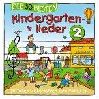 Die 30 besten Kindergartenlieder, 1 Audio-CD
