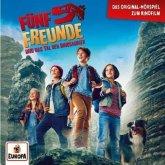 Fünf Freunde und das Tal der Dinosaurier, 1 Audio-CD