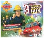 Feuerwehrmann Sam - Movie Hörspiel Box, 3 Audio-CDs