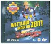 Feuerwehrmann Sam - Wettlauf gegen die Zeit!, 1 Audio-CD