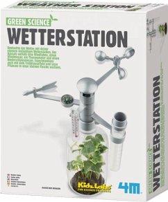 Green Science - Wetterstation (Experimentierkas...
