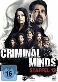 Criminal Minds - 12. Staffel DVD-Box