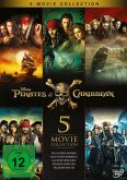 Pirates of the Caribbean 5-Movie Collection (5 Discs)