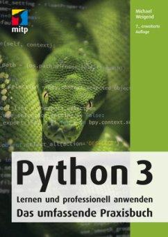 Python 3 - Weigend, Michael