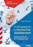 Hesse/Schrader: ALUMNI - Vorstellungsgespräch. Die wichtigsten Fragen, die besten Antworten