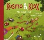 Kosmo & Klax - ABC-Geschichten, 2 Audio-CDs