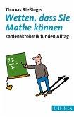 Wetten, dass Sie Mathe können (eBook, ePUB)