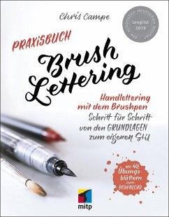 Praxisbuch Brush Lettering - Campe, Chris