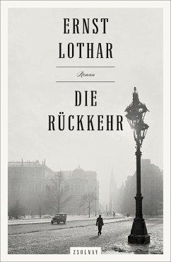 Die Rückkehr (eBook, ePUB) - Lothar, Ernst