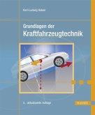 Grundlagen der Kraftfahrzeugtechnik (eBook, PDF)