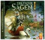 Deutsche Sagen I, 1 Audio-CD