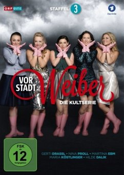 Vorstadtweiber Staffel 3 (3 DVDs) - 3 Dvd'S