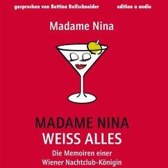 Madame Nina weiß alles, 1 MP3-CD - Janousek, Nina