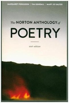 The Norton Anthology of Poetry [With Access Code] - Ferguson, Margaret; Kendall, Tim; Salter, Mary Jo