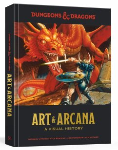 Dungeons & Dragons Art & Arcana - Official Dungeons & Dragons Licensed