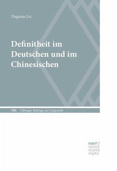 Definitheit im Deutschen und im Chinesischen (eBook, ePUB) - Lei, Tingxiao