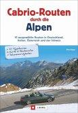 Cabrio-Routen durch die Alpen (Mängelexemplar)