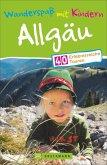 Wanderspaß mit Kindern Allgäu (Mängelexemplar)