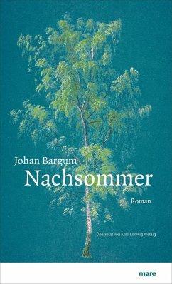 Nachsommer (eBook, ePUB) - Bargum, Johan
